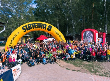 Subterra Open Weekend 2018, mrkněte na foto a video